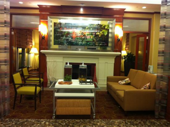 This Is True Picture Of Hilton Garden Inn Houston The Woodlands The Woodlands Tripadvisor