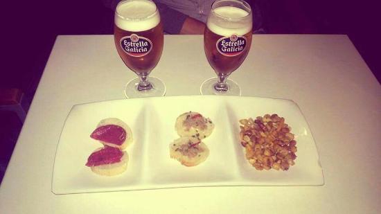 Cerveceria El Puerto: Estrella Galicia