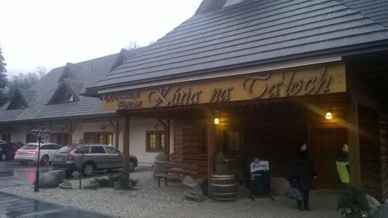 Restaurant Pension Kuria na Taloch