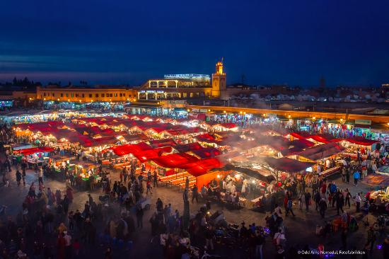 ‪Medina of Marrakesh‬