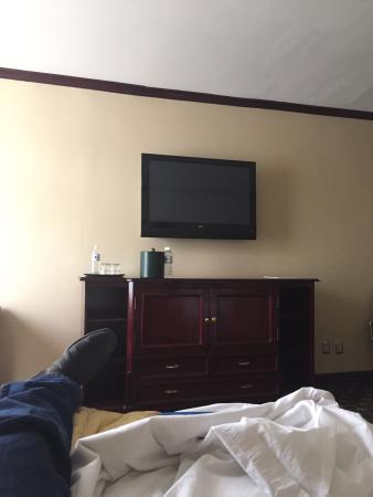 Clarion Hotel San Pedra Sula: Relajado en mi habitación
