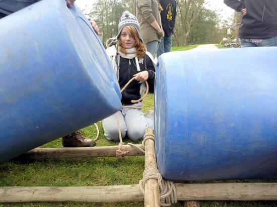 Nistelrode, Niederlande: Vlot Bouwen en Varen