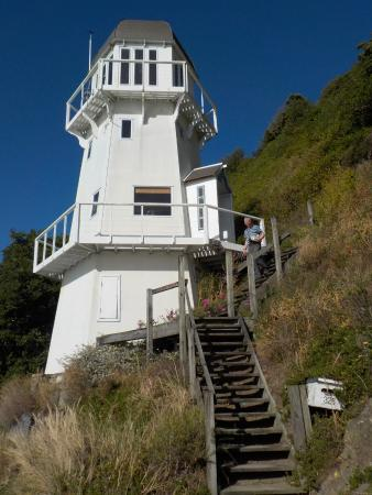 The Lighthouse and the Keep Wellington: You must be able to climb stairs.