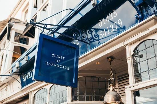 Spirit of Harrogate Ltd