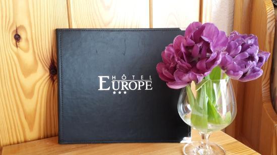 Hotel Europe: Bienvenue à l'Hôtel Europe