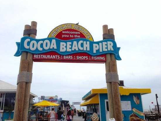 Best Place To Eat At Cocoa Beach Pier