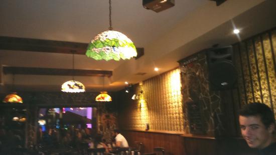 Cafetería K-Tedral