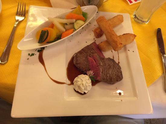 K.u.K. Restaurant Zum Kaiser Franz Joseph: Beiried