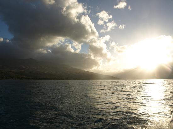 Kaunakakai, Hawaje: Spectacular scenery