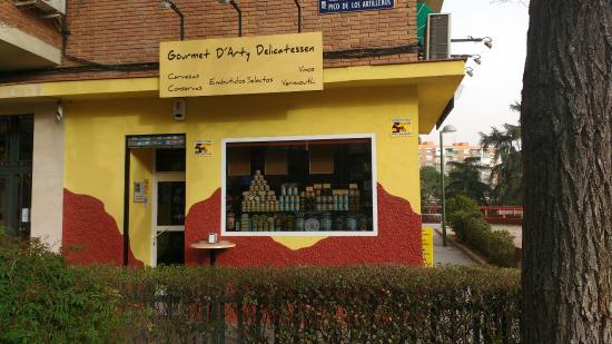 imagen Gourmet Darty Delicatessen en Madrid