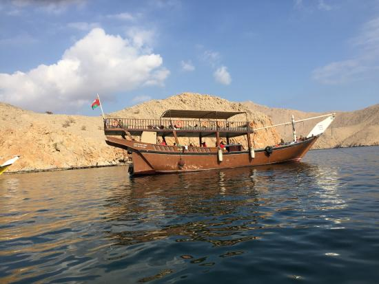 Dibba Al Bay Ah, Oman: The Dhow