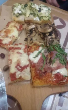 Sini : pizza