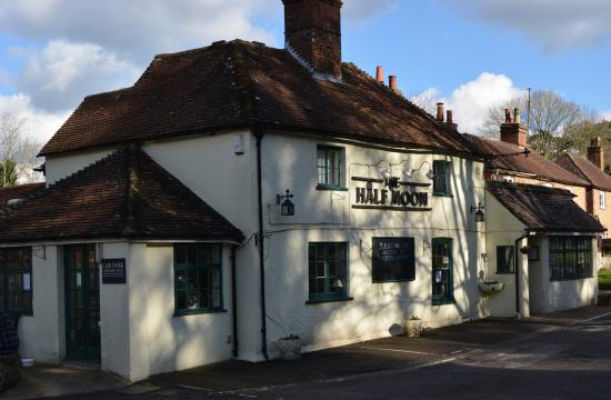 scrummy carvery review of the half moon midhurst england rh tripadvisor co za