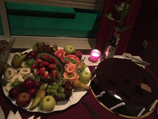 Elion House Hotel: Wine bar