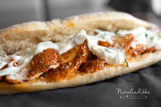 Saint Cafe Bar: Cajun Spiced Chicken