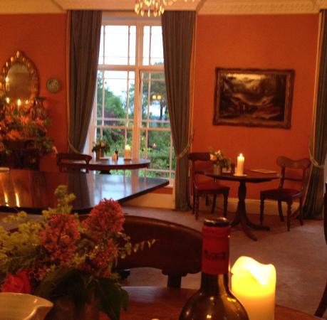 Rosleague Connemara Restaurant