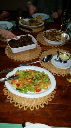 Moriah, Tobago: Another gastronomic delight!