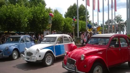 Europa-Park: 14 Juillet à Europa park La France à l'honneur