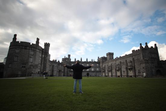 Welcome to Kilkenny Castle!