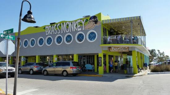 20160220133709largejpg Picture Of The Brass Monkey St Pete