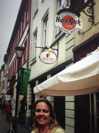 Hard Rock Cafe Heidelberg