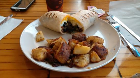 Challenge Burger 5lb - Picture of Eagle's Deli, Boston ...