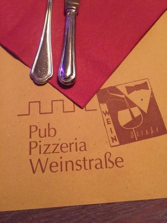 Pizzeria Weinstrasse