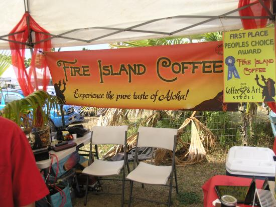 Fire Island Coffee