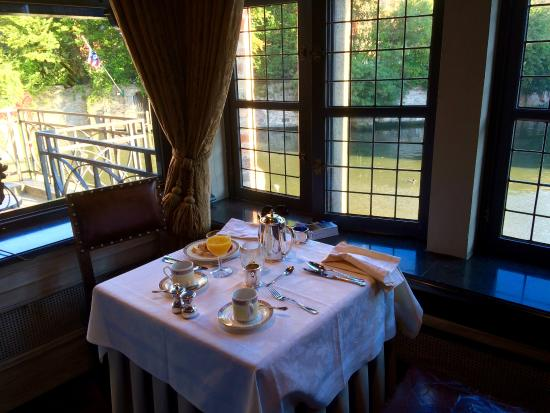 Breakfast room picture of relais bourgondisch cruyce luxe