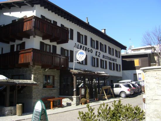 Albergo k2: L'hotel