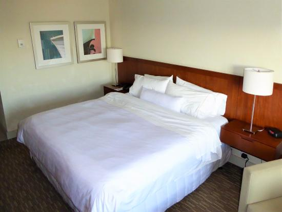Heavenly bed Picture of Westin Tampa Harbour Island