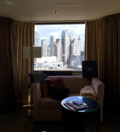 view from room 2325 corner room picture of parc 55 san rh tripadvisor com