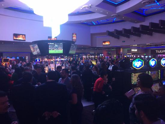 جراند هوتل تيخوانا: Casino view