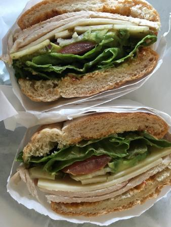 Redwood Sandwich Company