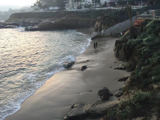 High Tide Picture Of La Jolla Cove La Jolla Tripadvisor