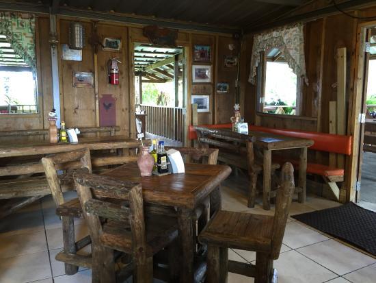 Foto de casa campo san lorenzo uno de los platos - Comer en la casa de campo ...