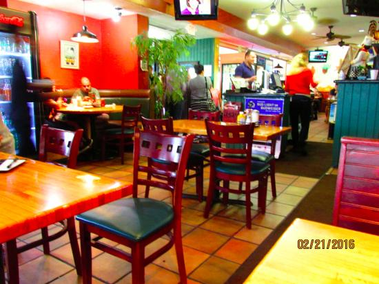 Interior picture of marios family restaurant homestead