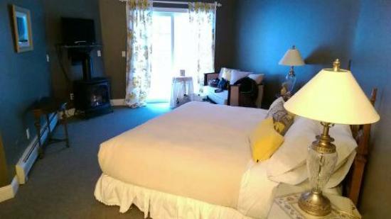 Green River Inn: Our room