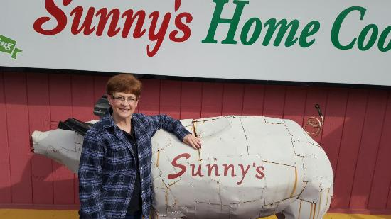 Roanoke, AL : Sunny's Home Cooking