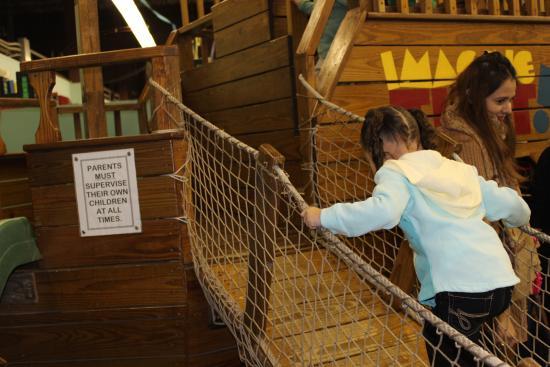Florham Park, NJ: pirate ship