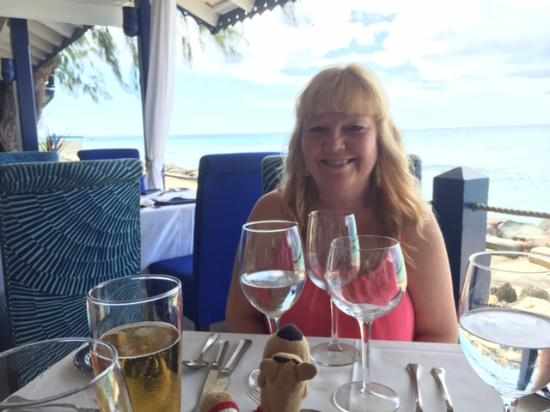 Holetown, Barbados: Sue's Birthday Sunday Lunch