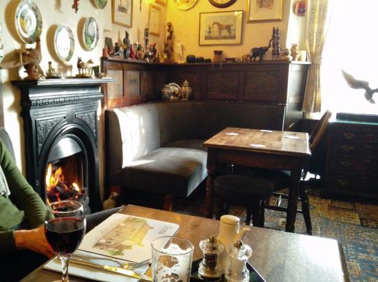 The George Inn: Quiet Saturday lunch
