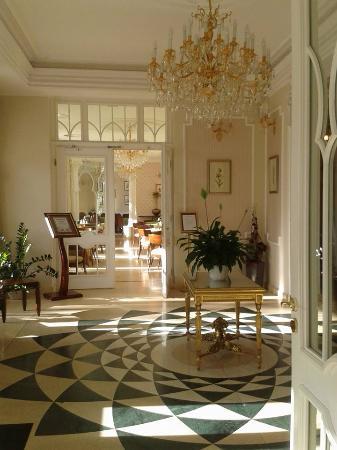 Hotel Sun : reception area