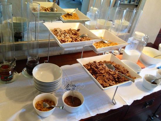 Point B Guest House: Frühstück mit ❤