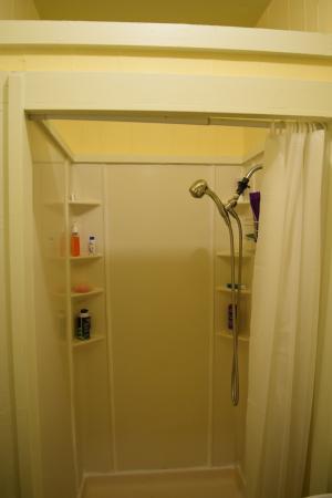 Wild Ginger Inn Hotel & Hostel: Não funciona a agua quente direito e é bem sujinho