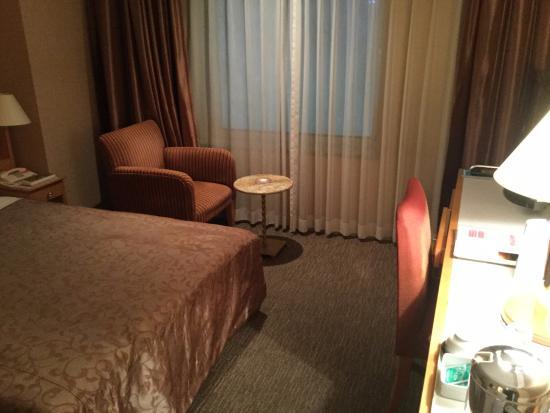 Okura Frontier Hotel Ebina : シングルの普通の部屋