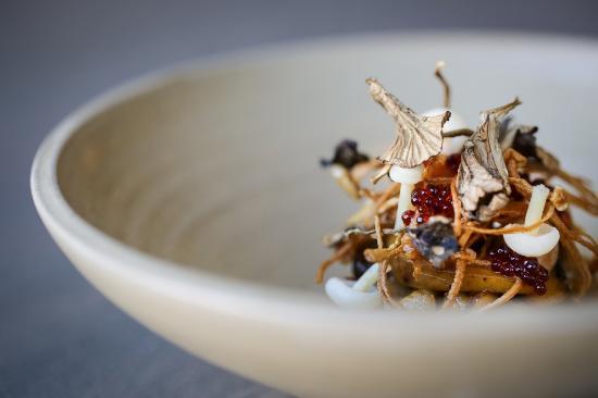 Casamia: Mushroom risotto