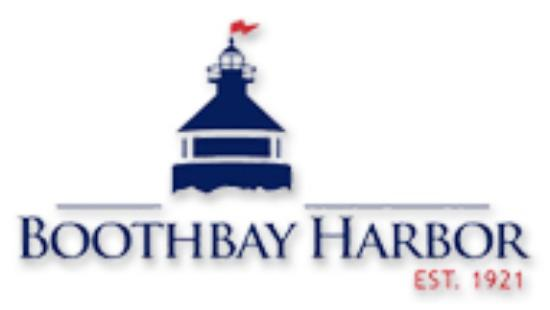 Boothbay Harbor Country Club: Logo