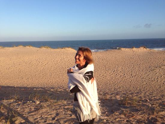 Playa de la Viuda Foto