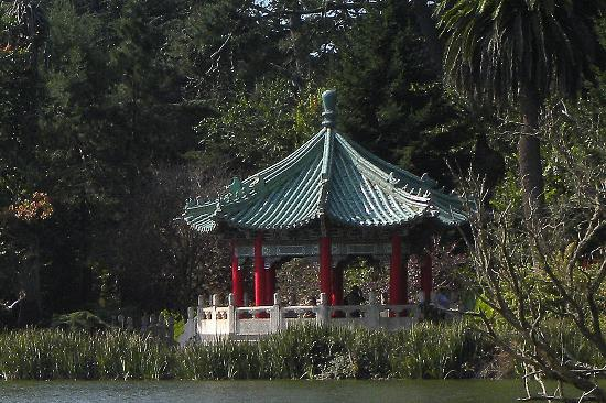 Chinese Pagoda Picture Of Golden Gate Park San